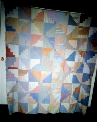 43bc59ca In Northern Ireland, it appears patchwork quilts were labelled according to  their source and material rather than the patterns.
