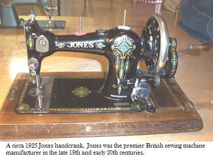 The NonElectric Sewing Machine People Powered Sewing Machines Not Inspiration Vintage Hand Crank Sewing Machine